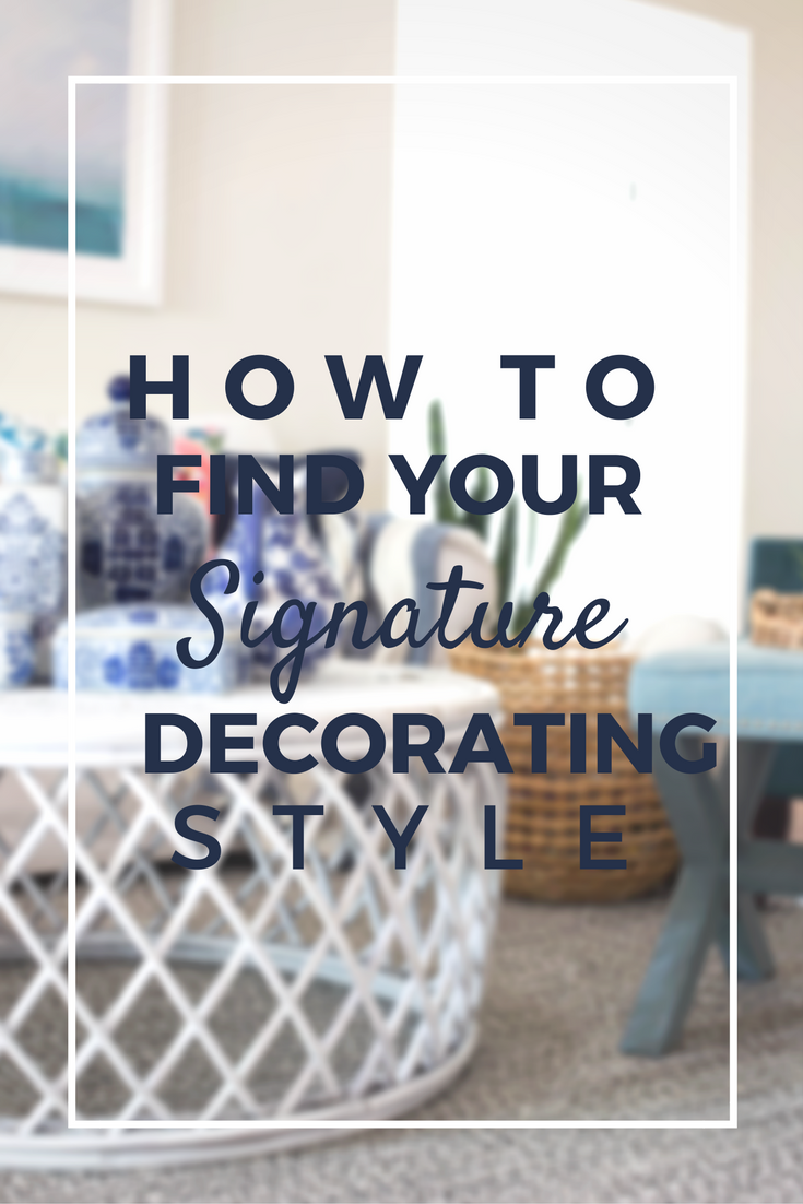 Find your decorating style quiz for Decor quizzes